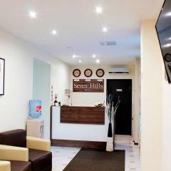 Гостиница Seven Hills на Таганке интерьер отеля фото 3