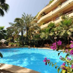 Отель Fortina Spa Resort Слима бассейн фото 2
