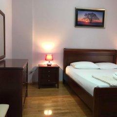 Отель Villa Erdeti Саранда комната для гостей