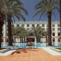 IC Hotels Airport Турция, Анталья - 12 отзывов об отеле, цены и фото номеров - забронировать отель IC Hotels Airport онлайн бассейн