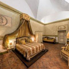Отель Castello di Limatola Сан-Никола-ла-Страда комната для гостей фото 2