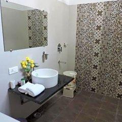 Отель Pearl Of Taj-Homestay ванная фото 2