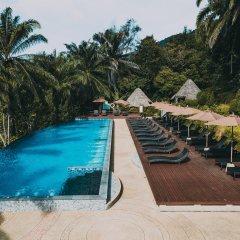 Отель Aonang Fiore Resort бассейн