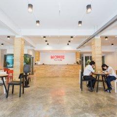 Homie Hostel & Cafe' Бангкок интерьер отеля