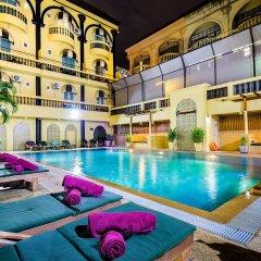 Отель Zing Resort & Spa Таиланд, Паттайя - 11 отзывов об отеле, цены и фото номеров - забронировать отель Zing Resort & Spa онлайн бассейн фото 2