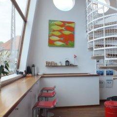 Отель CPH Living Дания, Копенгаген - отзывы, цены и фото номеров - забронировать отель CPH Living онлайн интерьер отеля фото 2