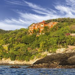 Отель WorldMark Zihuatanejo Мексика, Сиуатанехо - отзывы, цены и фото номеров - забронировать отель WorldMark Zihuatanejo онлайн пляж