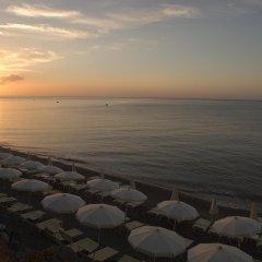 Hellenia Yachting Hotel Джардини Наксос пляж