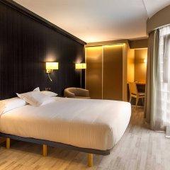 Отель Plaza Испания, Ла-Корунья - отзывы, цены и фото номеров - забронировать отель Plaza онлайн комната для гостей