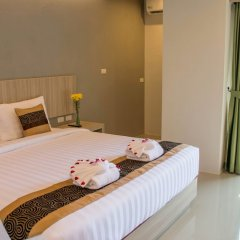 Отель Carpio Hotel Phuket Таиланд, Пхукет - отзывы, цены и фото номеров - забронировать отель Carpio Hotel Phuket онлайн комната для гостей фото 2