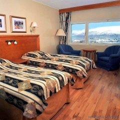 Отель Scandic Tromsø комната для гостей