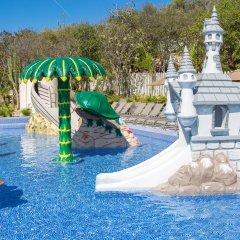 Отель Isla Natura Beach Huatulco детские мероприятия