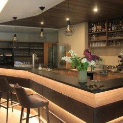 Hotel Gantkofel Терлано гостиничный бар