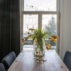Апартаменты Tulip Apartment A балкон