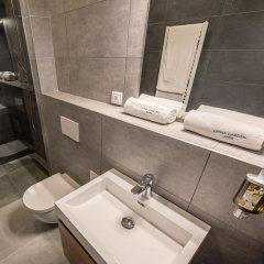Отель Letna Garden Suites Чехия, Прага - отзывы, цены и фото номеров - забронировать отель Letna Garden Suites онлайн ванная