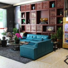 Shenzhen Haomei Business Hotel Шэньчжэнь интерьер отеля