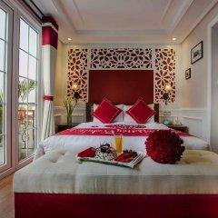 Отель La Beaute De Hanoi Ханой в номере