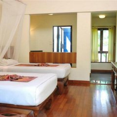 Отель Royal Lanta Resort & Spa сауна