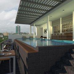 Отель ME Colombo бассейн фото 3
