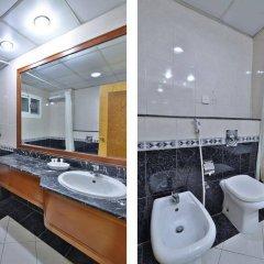 Отель Moon Valley Hotel apartments ОАЭ, Дубай - отзывы, цены и фото номеров - забронировать отель Moon Valley Hotel apartments онлайн ванная