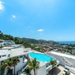 Отель The View Phuket Таиланд, Пхукет - отзывы, цены и фото номеров - забронировать отель The View Phuket онлайн балкон