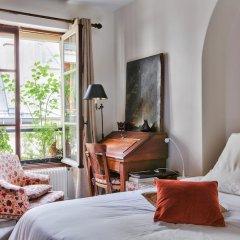 Отель Superbe appartement Saint-Paul - Le Marais Париж комната для гостей фото 2