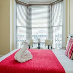 Отель New Steine Hotel - B&B Великобритания, Кемптаун - отзывы, цены и фото номеров - забронировать отель New Steine Hotel - B&B онлайн балкон