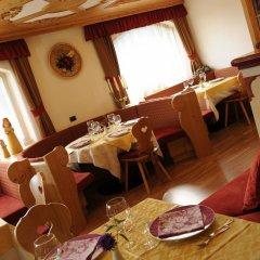 Alpine Touring Hotel Долина Валь-ди-Фасса в номере