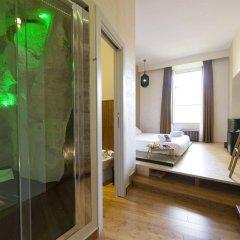 Отель iRooms Pantheon & Navona Италия, Рим - 2 отзыва об отеле, цены и фото номеров - забронировать отель iRooms Pantheon & Navona онлайн ванная