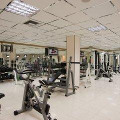 Отель Vasia Village фитнесс-зал фото 3