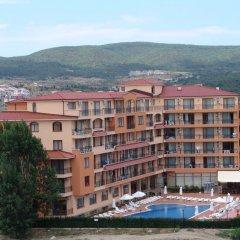 Отель Happy Sunny Beach Болгария, Солнечный берег - отзывы, цены и фото номеров - забронировать отель Happy Sunny Beach онлайн балкон
