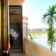 Отель Homeland River Homestay Вьетнам, Хойан - отзывы, цены и фото номеров - забронировать отель Homeland River Homestay онлайн балкон