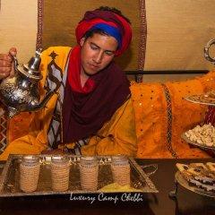 Отель Luxury Camp Chebbi Марокко, Мерзуга - отзывы, цены и фото номеров - забронировать отель Luxury Camp Chebbi онлайн развлечения