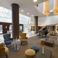 Отель Ramada Plaza Antwerp гостиничный бар