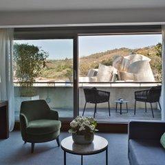 Gran Hotel Domine Bilbao комната для гостей фото 3