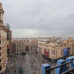 Отель Hostal Estela Испания, Мадрид - отзывы, цены и фото номеров - забронировать отель Hostal Estela онлайн комната для гостей фото 4