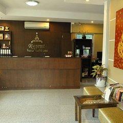 Regent Suvarnabhumi Hotel интерьер отеля фото 3