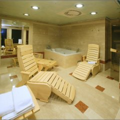 Hotel Majestic Plaza сауна