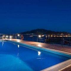 Отель Strada Marina Греция, Закинф - 2 отзыва об отеле, цены и фото номеров - забронировать отель Strada Marina онлайн бассейн фото 2