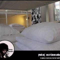 Отель La Guitarra Hostel Poznań Польша, Познань - отзывы, цены и фото номеров - забронировать отель La Guitarra Hostel Poznań онлайн комната для гостей фото 4