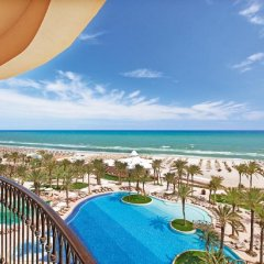 Отель Moevenpick Resort & Spa Sousse Сусс балкон