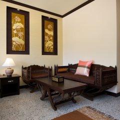 Отель Lotus Paradise Resort Таиланд, Остров Тау - отзывы, цены и фото номеров - забронировать отель Lotus Paradise Resort онлайн интерьер отеля фото 2