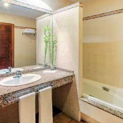 Отель Occidental Jandía Playa Испания, Джандия-Бич - отзывы, цены и фото номеров - забронировать отель Occidental Jandía Playa онлайн ванная