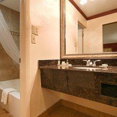 Отель Best Western Plus Greenwell Inn ванная