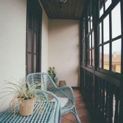 Отель El Requexu Apartamentos Rurales балкон
