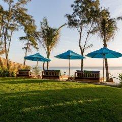 Отель Five Rose Villas пляж фото 2