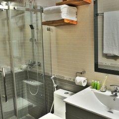 Отель Airport Comfort Inn Premium Мальдивы, Мале - отзывы, цены и фото номеров - забронировать отель Airport Comfort Inn Premium онлайн ванная