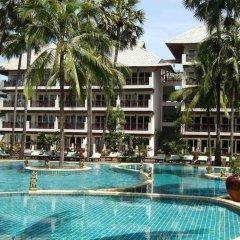 Отель Pattawia Resort & Spa детские мероприятия