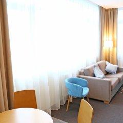 Отель Европа Калининград комната для гостей фото 3