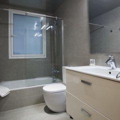 Апартаменты Bbarcelona Apartments Gaudi Flats Барселона ванная